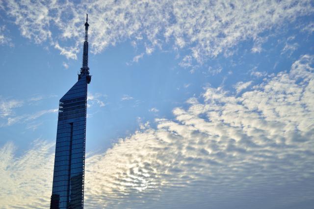 福岡タワー_アクティブDライティング