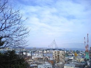 西公園からの眺め