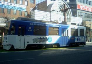 電車ANA