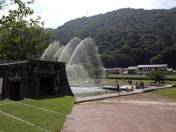 吉香公園・噴水