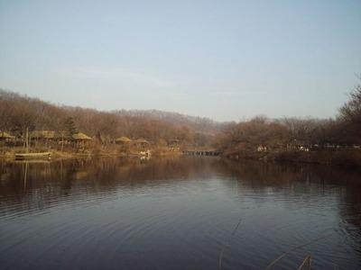 20101220民族村の風景1