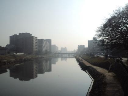 朝靄20110207