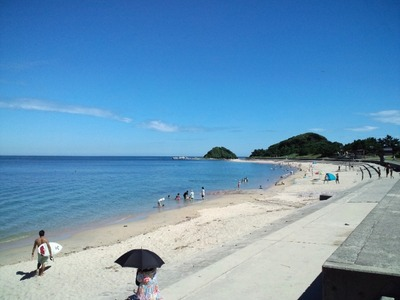 休暇村海岸