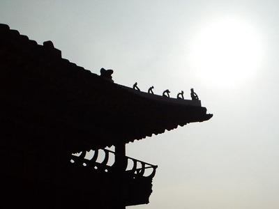 20101220華白行宮・守り神