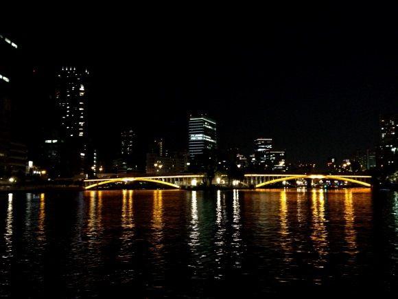 ダックツアー夜景1