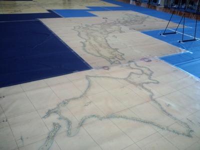 北海道から見た小図