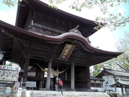 110423阿蘇神社・門