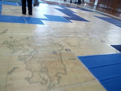 九州から見た中図