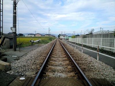 20101011西太刀洗駅
