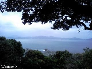 能古島からの眺め